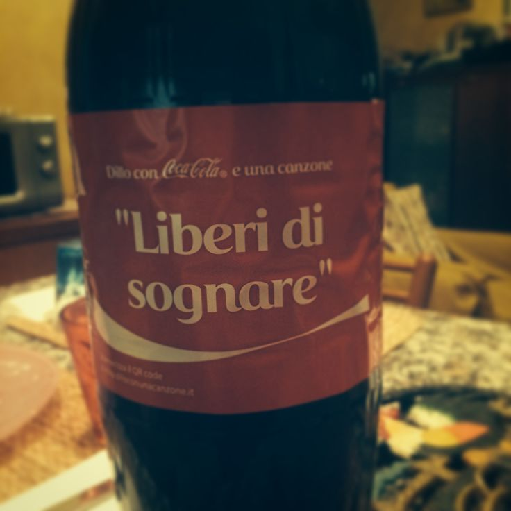 Siamo liberi di sognare !  We are free always