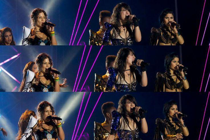 MAISON FINCH   Premios Shock 2013 Shock Magazine PH - Santiago Andrade    Duina del Mar / Isa Mosquera / Natalia Bedoya / Martina la Peligrosa