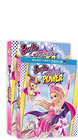 Princess Power Now Available