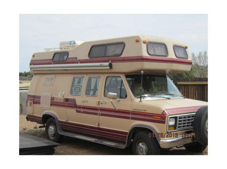 1986 Airstream Camper Van