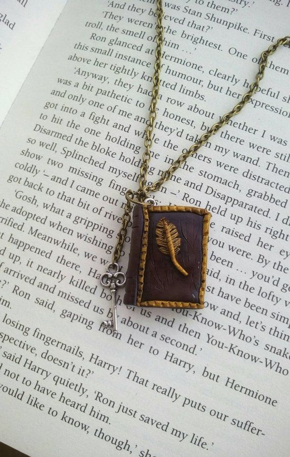 Check out this item in my Etsy shop https://www.etsy.com/listing/288271695/antique-book-made-of-polymer-clay-unique