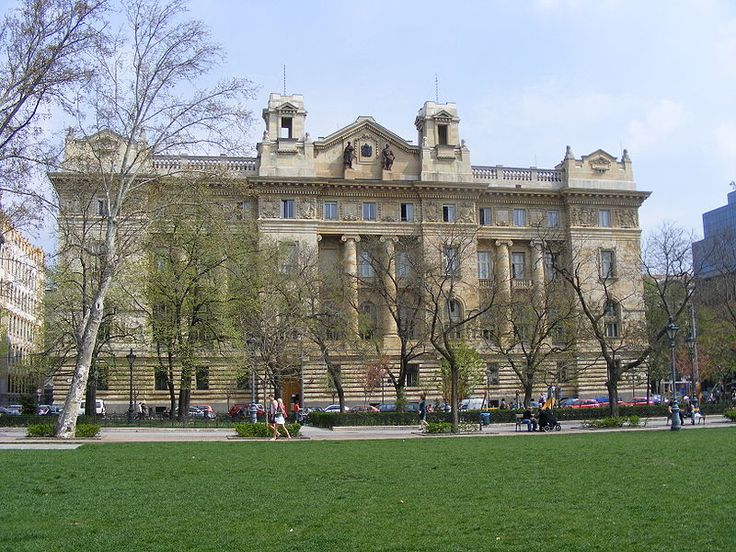 Hungarian National Bank Budapest