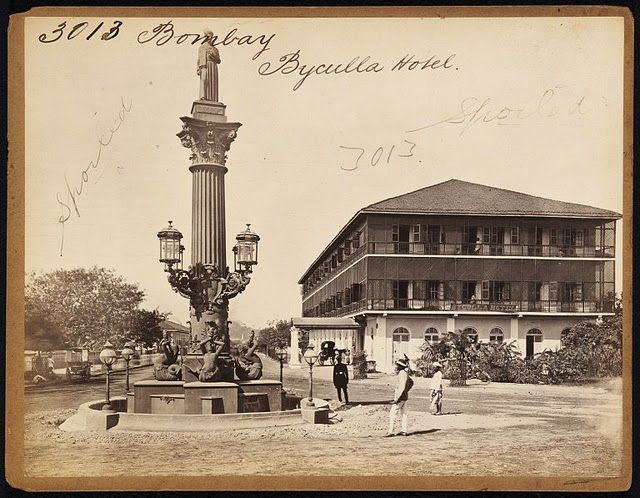Bombay-Old-Photos Byculla hotel
