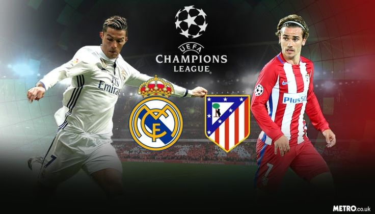 K.O 1.45 Real Madrid vs Atlético Madrid live streaming via Mobile Android IOS Iphone and PC Free HD SD http://ift.tt/2qyAC6i Favorite Laliga Match UCL