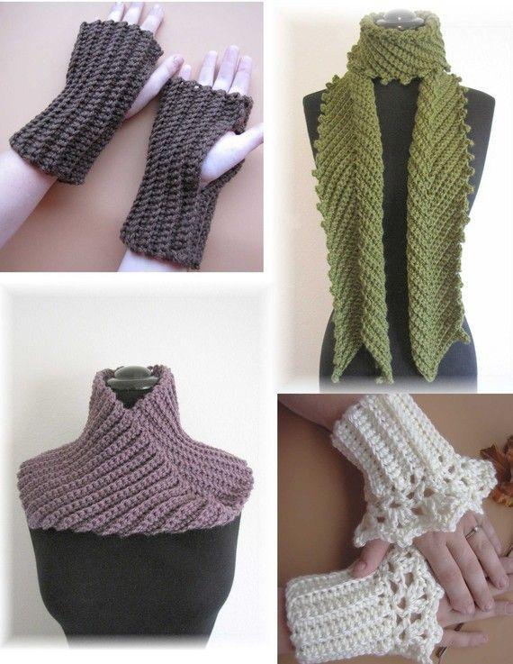 Easy & Elegant #Crochet Patterns