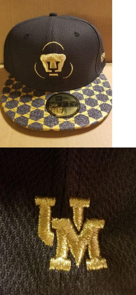 Hats and Headwear 123876: New 2017 Pumas De La Unam 59Fifty New Era Hat 7 1 2 Liga Mexicana Xolos America -> BUY IT NOW ONLY: $59.99 on eBay!