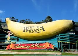 Big Banana is really the biggest travel attraction in Coffs Harbour city which is located in Australia. One of the great fun, outing place.