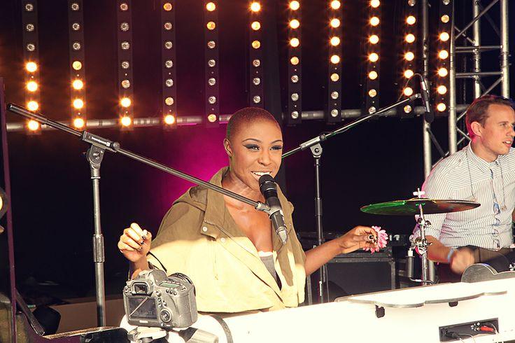 Laura Mvula at V Fest 2013