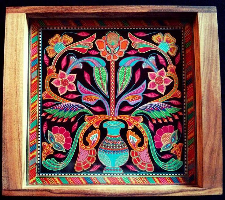 Pakistani Truck art trays