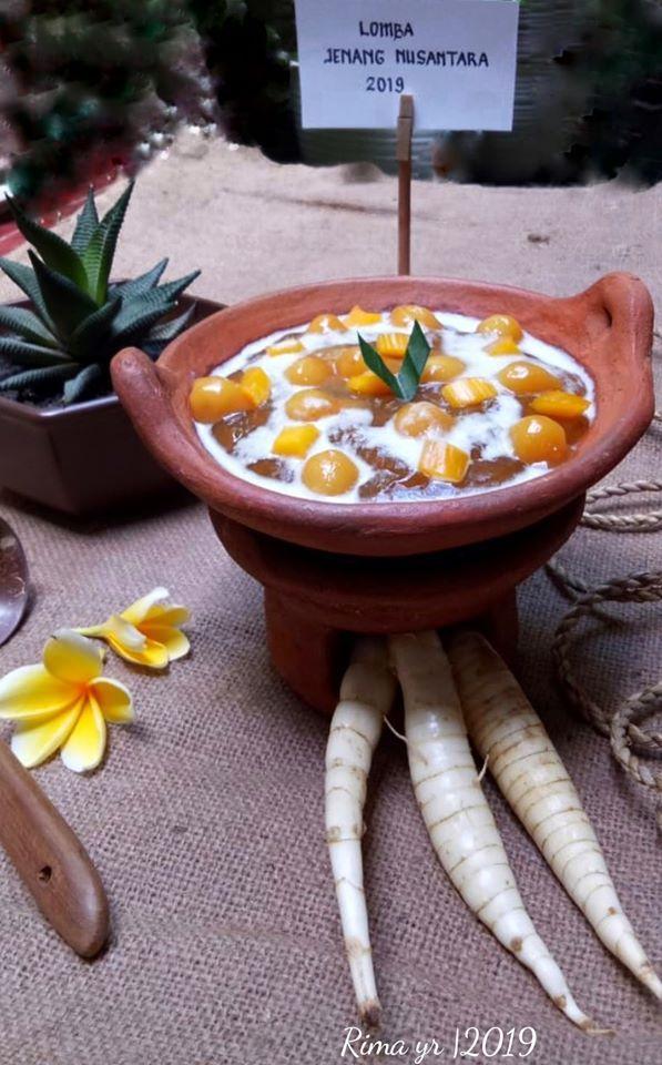 Jenang Garut Grendul By Rima Yr Langsungenak Com Resep Makanan Enak Makanan Makanan Dan Minuman