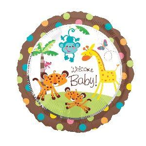 Fisher Price Baby Mylar Balloon