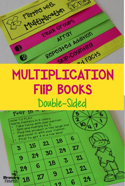 9 best images about multiplication on pinterest math - One of your students left their book on the table ...