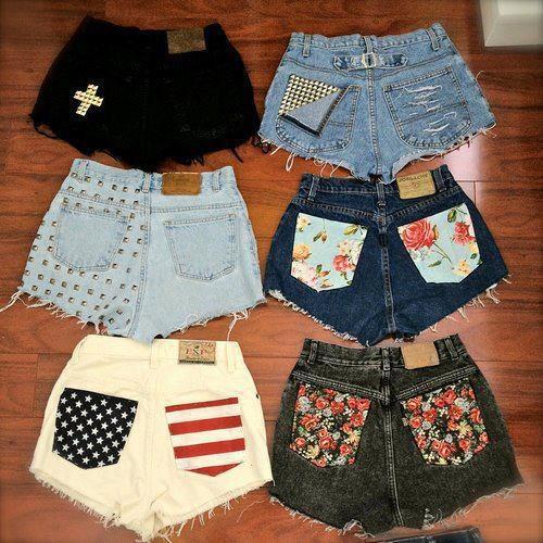 Shorts!! *Delirio*