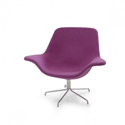 oyster easy chair