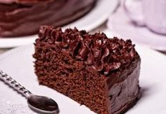 Čokoládový dort podle italského receptu (poctivá porce čokolády).....http://www.recepty.cz/recept/cokoladovy-dort-podle-italskeho-receptu-poctiva-porce-cokolady-155002