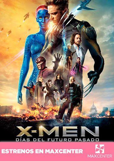 """¡Hoy los #estrenos llegan cargados de #Superhéroes con """"X-Men: Días del Futuro Pasado"""" ¡No te la pierdas! http://goo.gl/IKxBKo"""