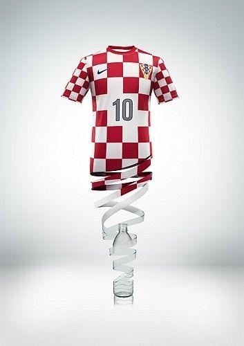 Croácia - Hrvatska - Croatia Shirt HOME Euro Copa 2012  - uniforme - futebol - football - soccer - calcio - uniform - seleção - nogomet - uniforma - košulja