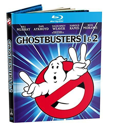 Ghostbusters / Ghostbusters II (4K-Mastered + Included Di...