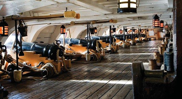 Hms Surprise Inside Google Search Ships Of All Kinds