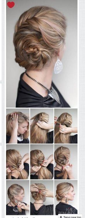 Hairdesign very pretty