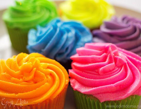 Крем для торта без красителей в домашних условиях