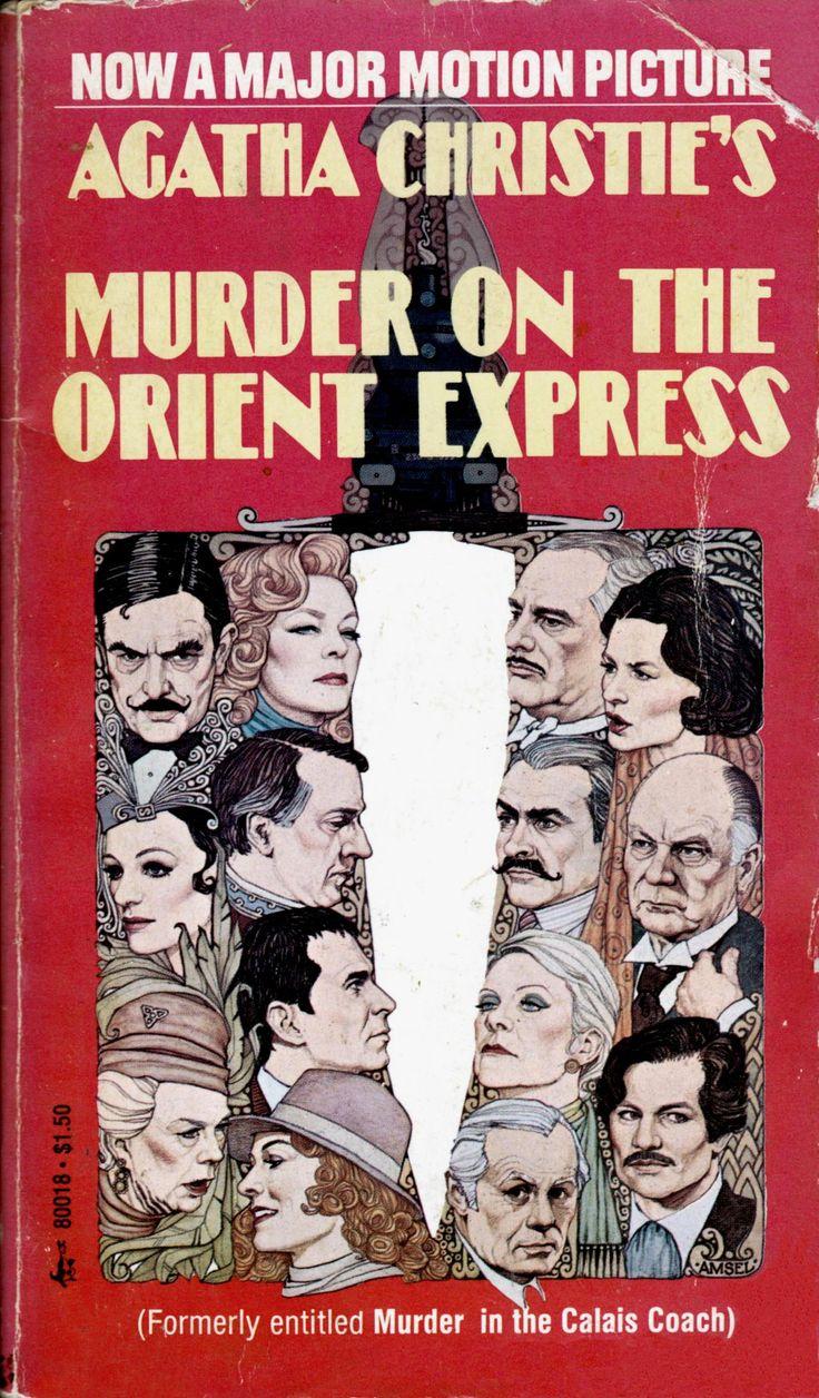 Murder on the Orient Express by Agatha Christie - Agatha ...