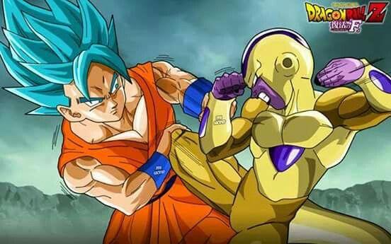 Goku contra freezer