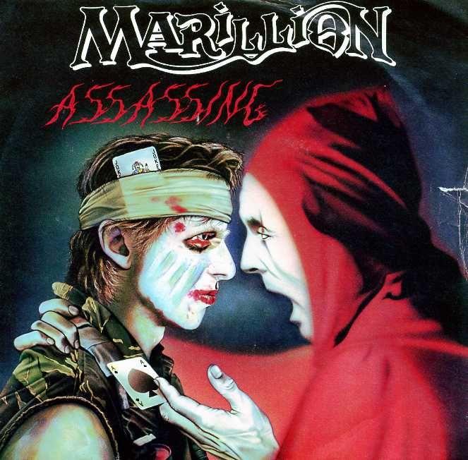 "Marillion - Assassing (UK 7"" Single)"