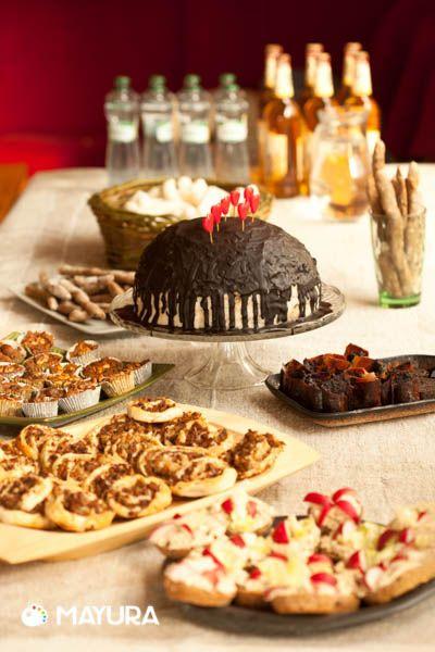 macrobiotic birthday party