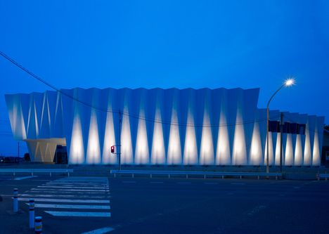 Best Facades By Light Images On Pinterest Facade Lighting