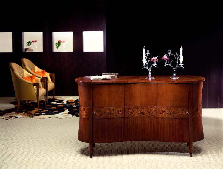 Godet sideboard by Carpanelli www.carpanelli.com
