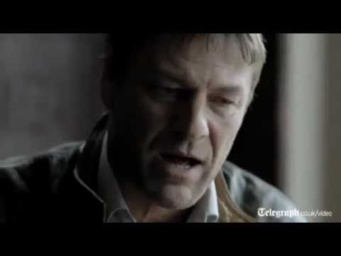 Sean Bean reads Wilfred Owen's Anthem for Doomed Youth.  For those who served in World War One.  The end of which was celebrated as Armistice Day in the U.S. and became Veterans Day in 1954.  This greatest man made horror would only be eclipsed by World War Two, twenty years later.