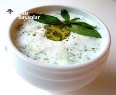 Cacık Tarifi Bizbayanlar.com  #Dereotu, #Nane, #Salatalık, #Sarımsak, #Tuz, #Yogurt,#Soğukİçecekler http://bizbayanlar.com/yemek-tarifleri/icecek-tarifleri/soguk-icecekler/cacik-tarifi/