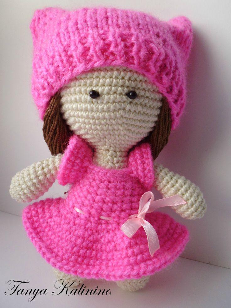 Девочки такие девочки.  #куклакрючком #кукла #toys