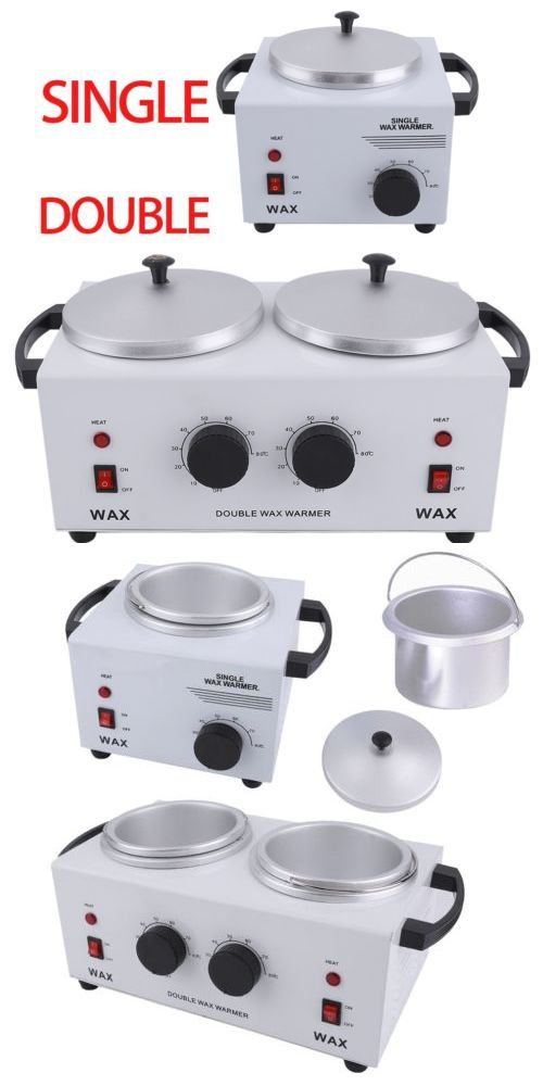 Professional Waxing Warmers: Pro Wax Warmer Machine Pot Hot Single Double Heater Depilatory Paraffin Salon Ff -> BUY IT NOW ONLY: $31.65 on eBay!