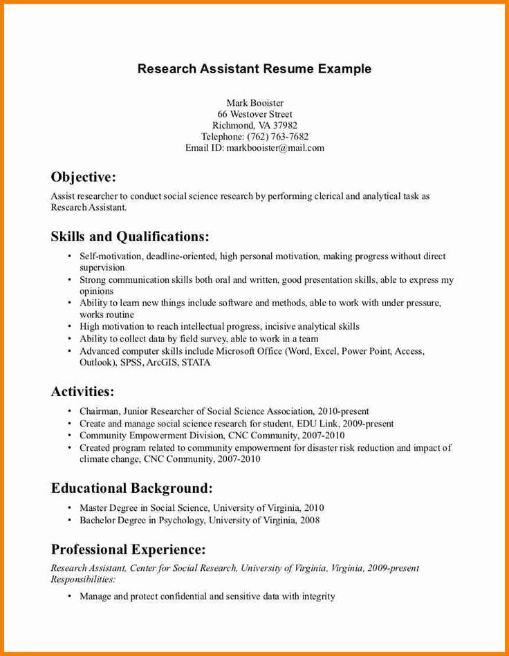 teacher assistant resume experience debt spreadsheet leading - research assistant resume sample