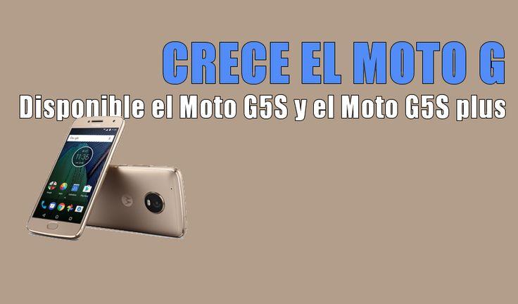 Se presentó la renovación del Moto G de Motorola. Dispositivos móviles que vienen con mejor cámara y procesador.