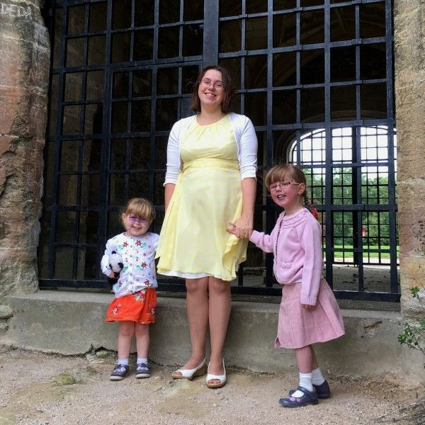 To help us celebrate Mother's Daymum Louise, whose daughter Jessica has a rare heart condition, kindly shares her thoughts on the wonder and worry of her very special 'mummy journey'.