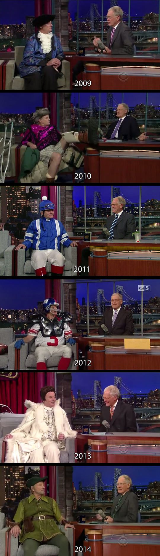 Bill Murray On Letterman- and this is why I love him haha bill fuckin murray!