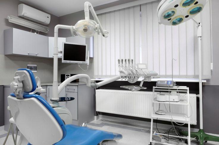 Wnętrza Kliniki Candeo na ul. Bednarskiej 6 w Poznaniu