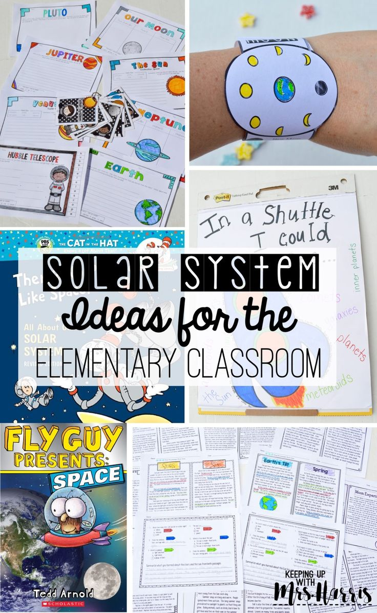 Photo voltaic System Actions for the Elementary Classroom