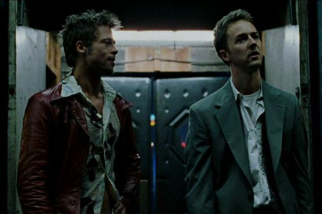 THE CAST OF 'FIGHT CLUB' THEN AND NOW