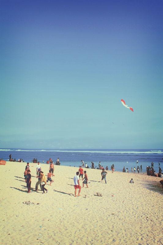 Balekambang Beach, Malang, Indonesia.