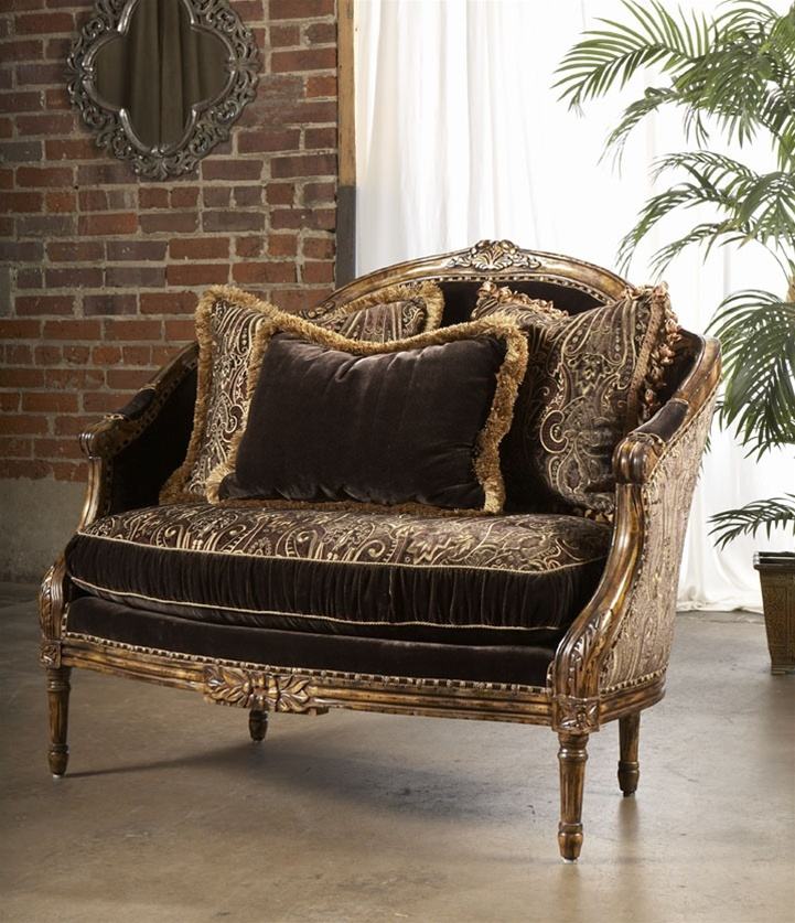 Chair, Leather, Fabric, Luxury Fine Home Furnishings