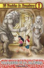 Vacaciones en la Atlántida de Isabel Hierro (Colección: Tú decides la aventura)--9788415709275 #books #libros #literaturainfantil #juegos en casadellibro.com