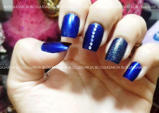 Esmalte Olho Turco da Nati , azul maravilhoso , clique para ver mais detalhes .