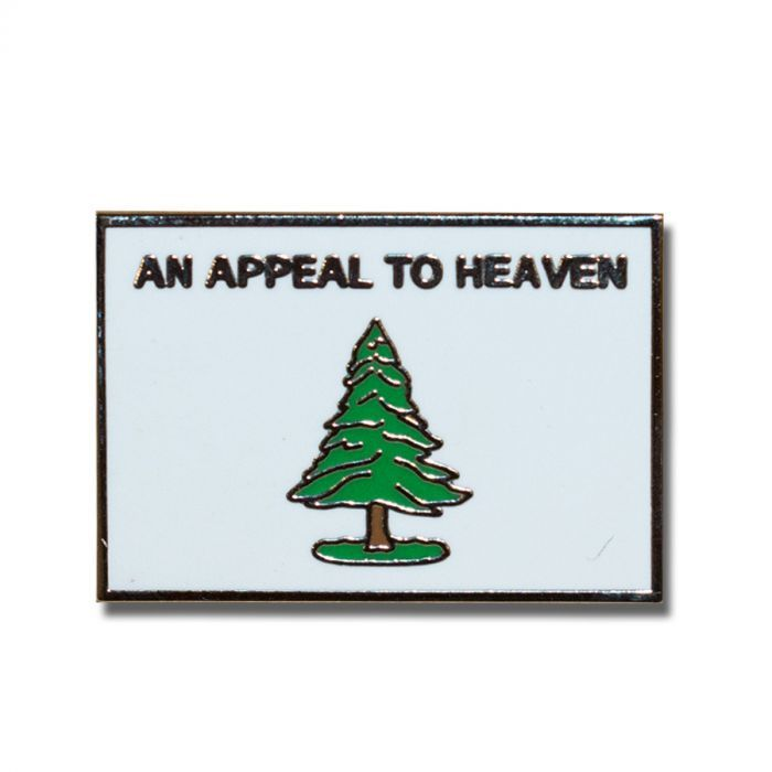 An Appeal To Heaven Flag Pin Flag Pins Flag Pin