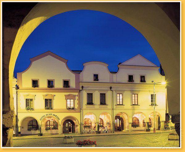 Rezorty | Wellness pohoda v Třeboňi Hotelu Zlatá Hvězda **** | Víkendový RELAX