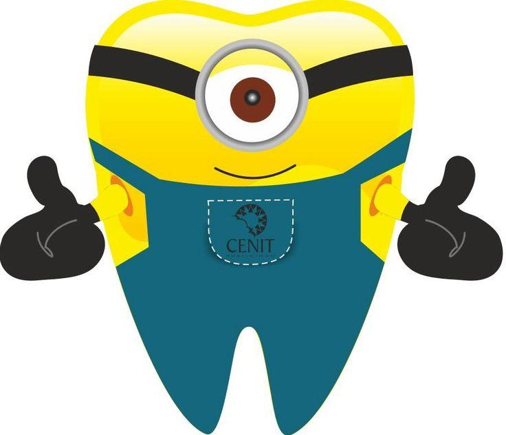 Minion dentista!