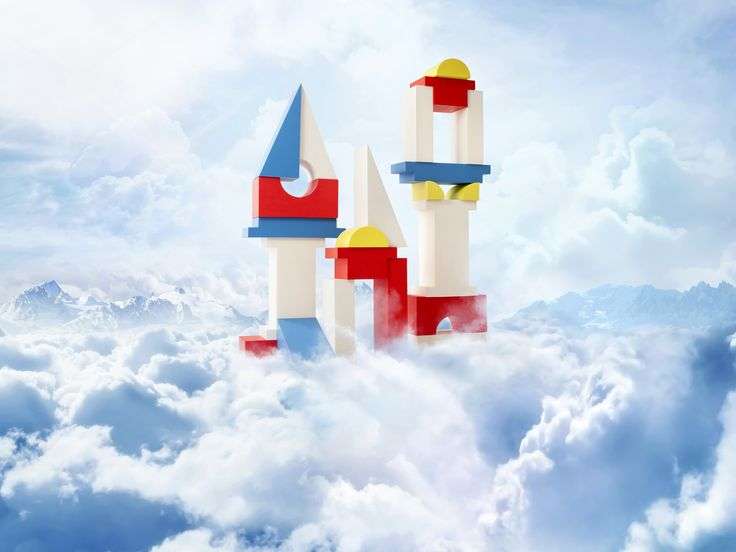 Baby-lonia appare tra le nuvole come un castello incantato-®Stefano Ferroni